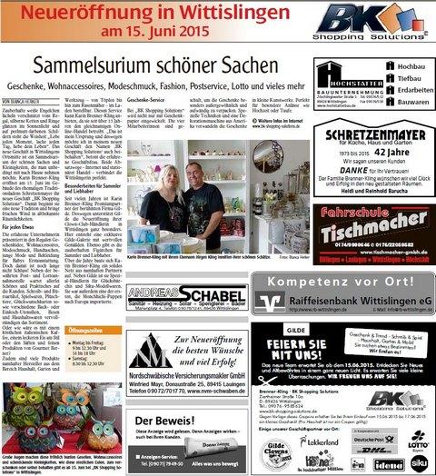 Bk Zeitung